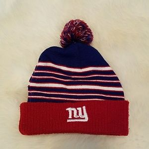 NY Giants Toddlers Hat